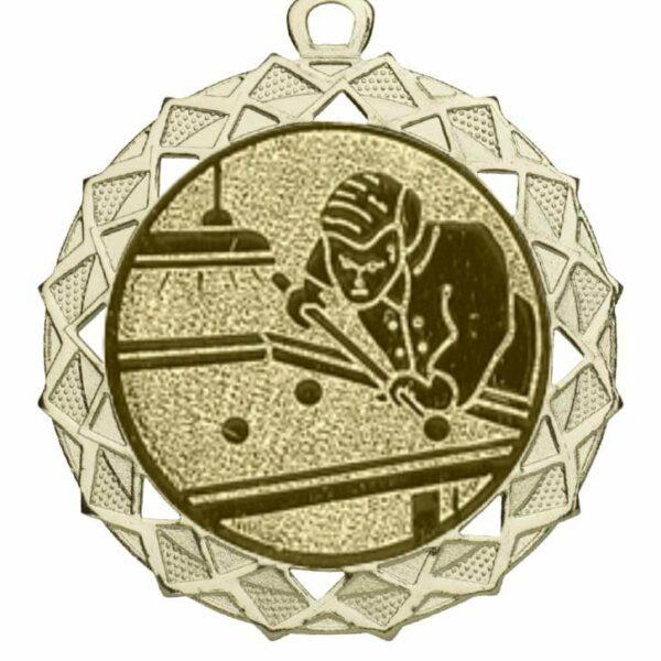 Billard Medaillen