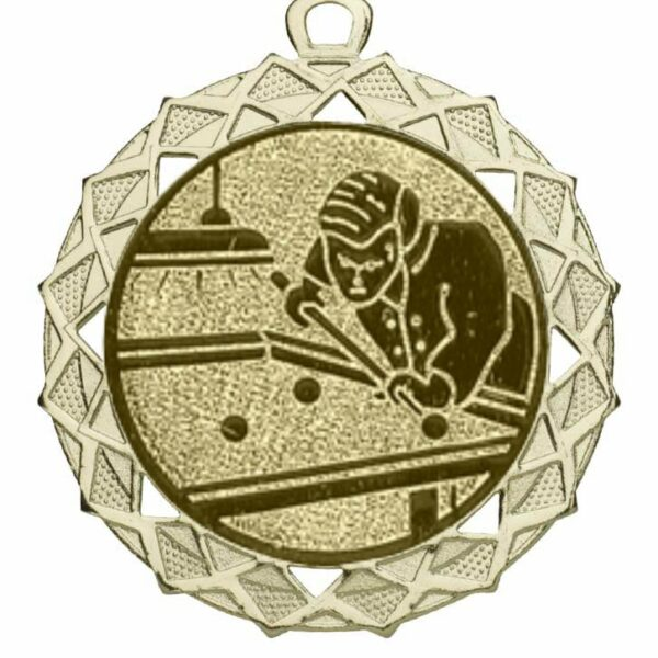 Billard medaille