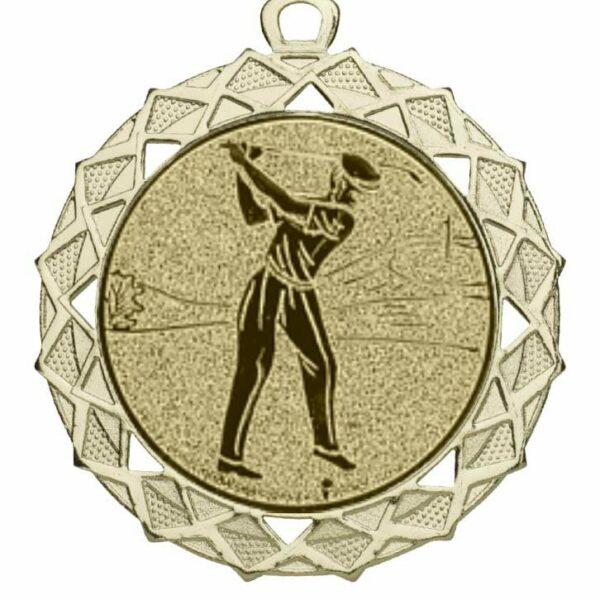 Golf Medaillen