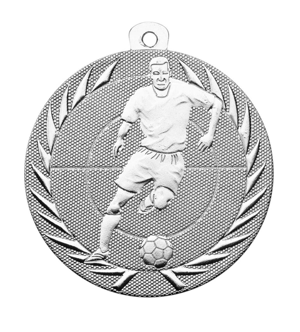 Fußball Medaille
