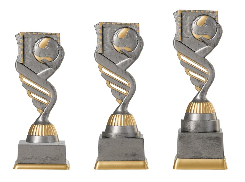 Handball pokal gold