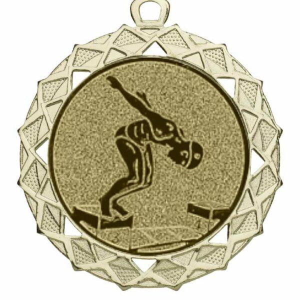 Schwimm medaille herren