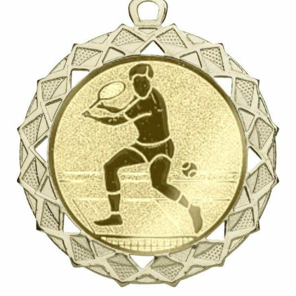 Tennis medaille herren
