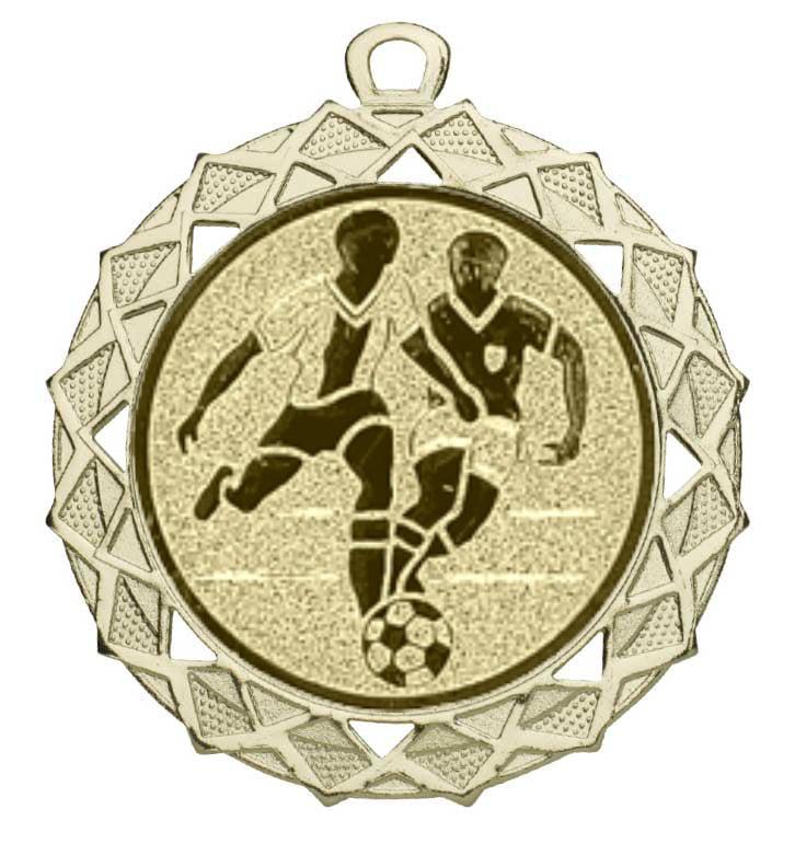 Fußball Medaille herren