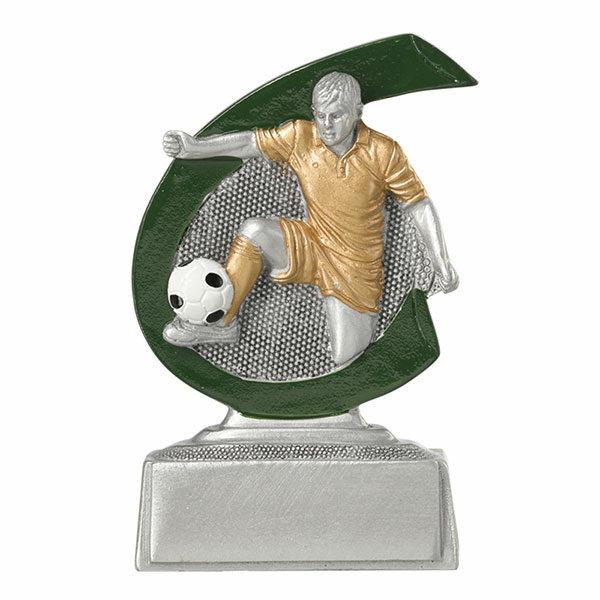 Trophäe Fußball Spieler