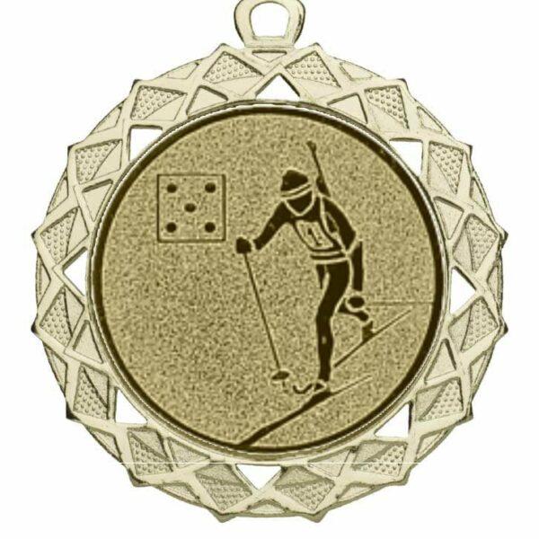 Medaille Biathlon
